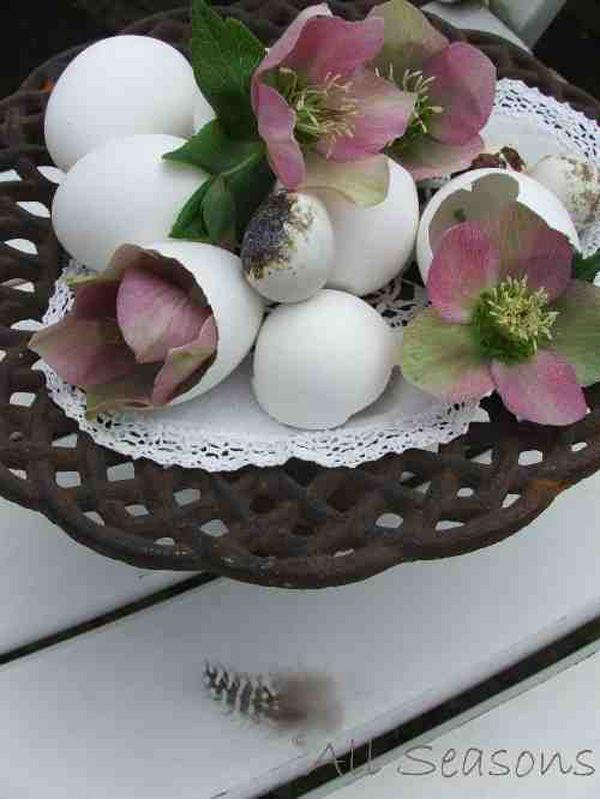 Le Frufrù: L'uovo di Pasqua