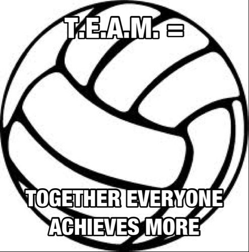 Get $5,000 Slots Bonus visit http://bit.ly/1LoGiBV - Best Deals On Ink montserpreneur.com - Volleyball my team is > than your team