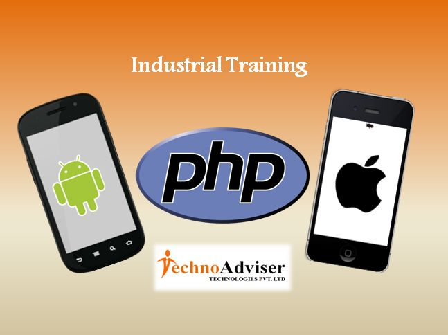 TechnoAdviser.com is a professional web and #mobileapplication Development Company in Ahmedabad.It provides professional industrial training like #iOS, #Android and #PHPdevelopment.  Be the part of live project under the inspection of experienced Project Manager. Be the part of client communication and understand the industry need.