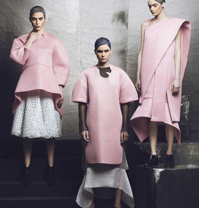 Prendas del futuro: La colección otoño-invierno de la firma Atelier Kikala
