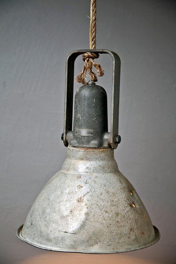 light fixture industrial pendant