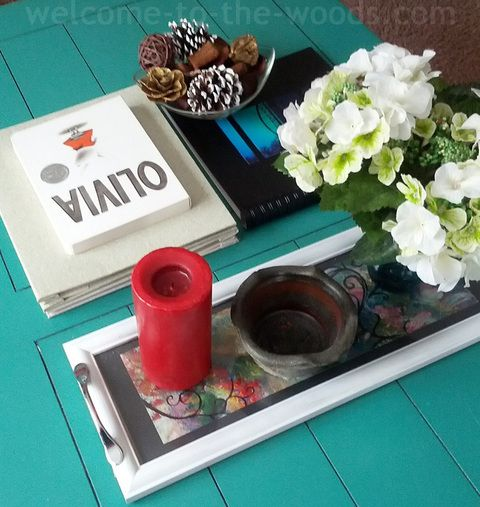 Tray Coffee Table Makeover: 17 Best Ideas About Teal Coffee Tables On Pinterest