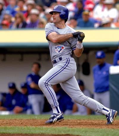 Paul Molitor 1993 World Series MVP