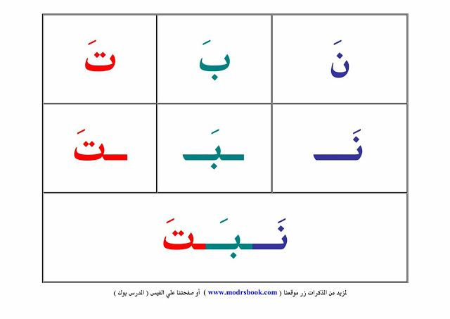 تعليم تهجئة الكلمات للاطفال تهجئة الكلمات الثلاثية حمل الان Arabic Worksheets Worksheets Learning