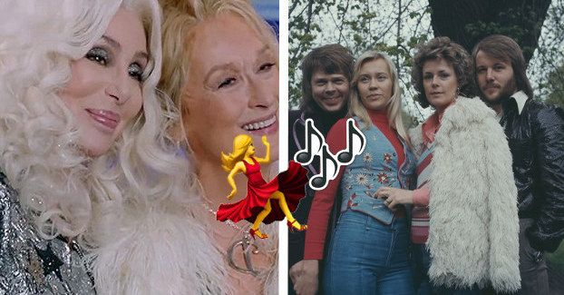 Pick Five Abba Songs To Reveal Which Mamma Mia Here We Go Again