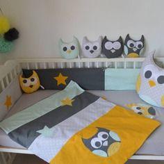 10 best Décoration chambre bébé mint vert eau jaune gris images on ...