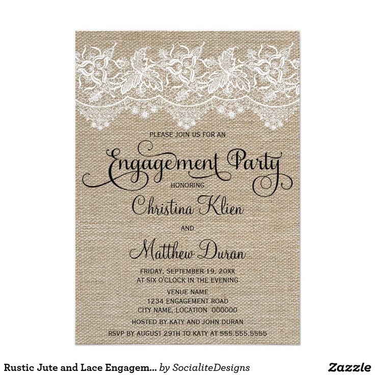 7 best invitations images on Pinterest Engagement party - best of invitation name designs