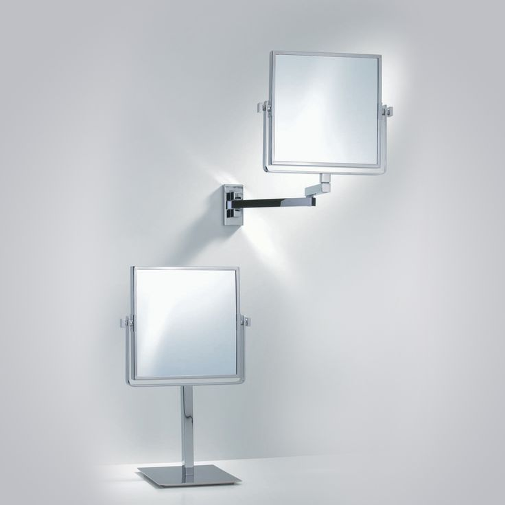 Cosmetic Mirror - Chrome 3x Magnification. Order one now at $188.00. FREE Shipping Australia.