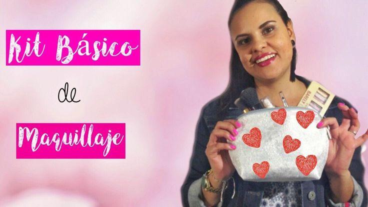 Kit Básico de Maquillaje que todas deberíamos tener | SaMi Beauty TV