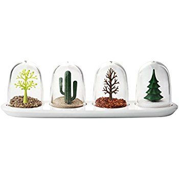 Amazon.com: Qualy Four Seasons Spice Shakers: Toysandgames: Kitchen & Dining