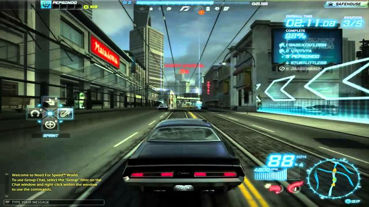NEED FOR SPEED WORLD - POCZĄTEK #1 | By Pepson