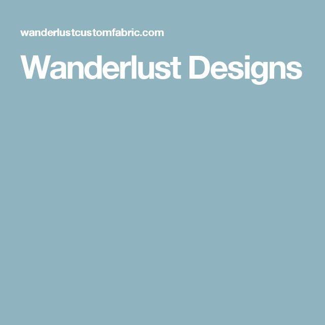 Wanderlust Designs