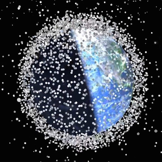 Video Reveals How Fast We've Amassed Space Junk | In Just 60 Years, Earth Has Become Surrounded By 500k Pieces of Debris.