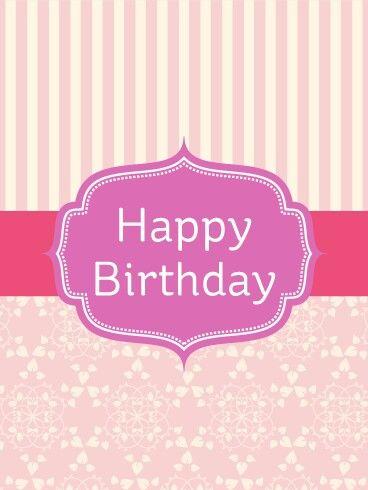 96 best Happy birthday greetings images on Pinterest   Birthday ...