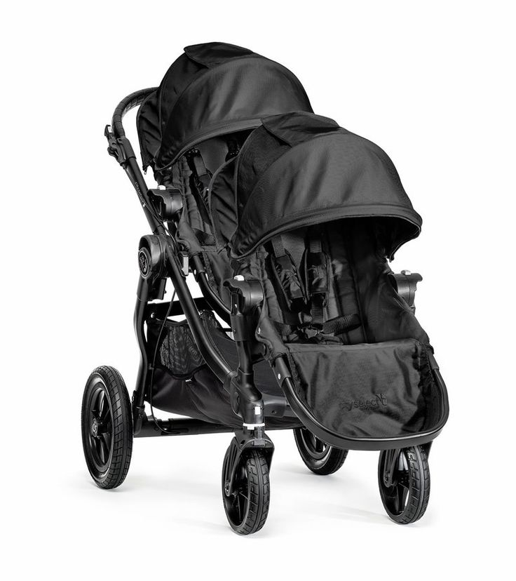 Baby Jogger 2016 City Select Double Stroller