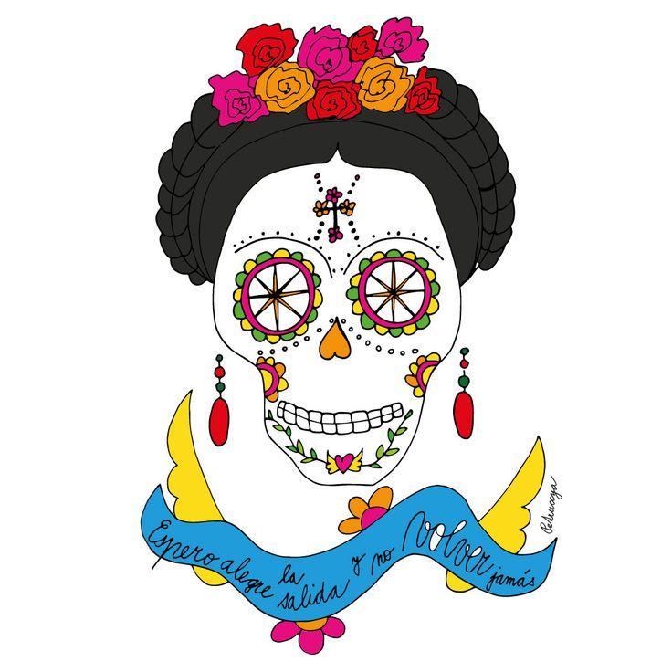 Frida by Petruccya
