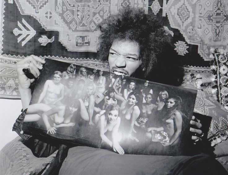 """Jimi Hendrix's Electric Ladyland – Exposing The """"Blue Type"""" Hype"""