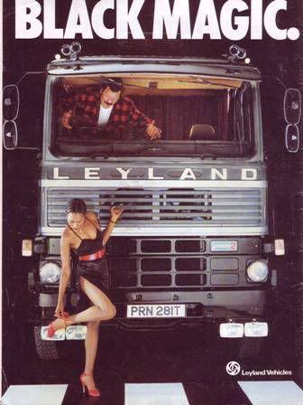 british leyland trucks