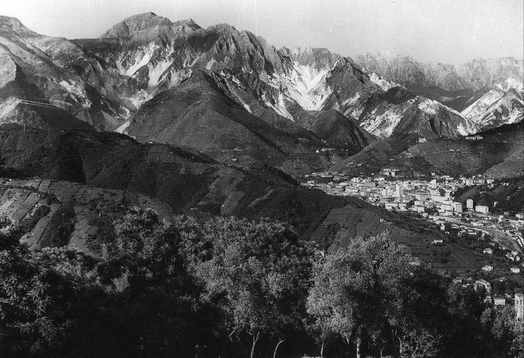 Panorama di Carrara