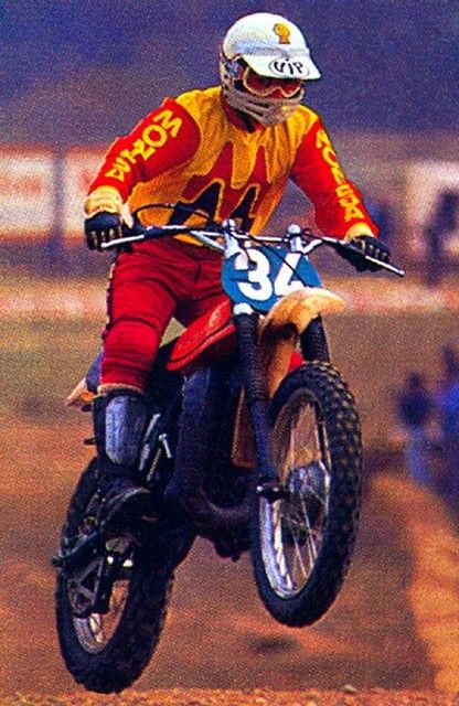 Fernando Muñoz motocross