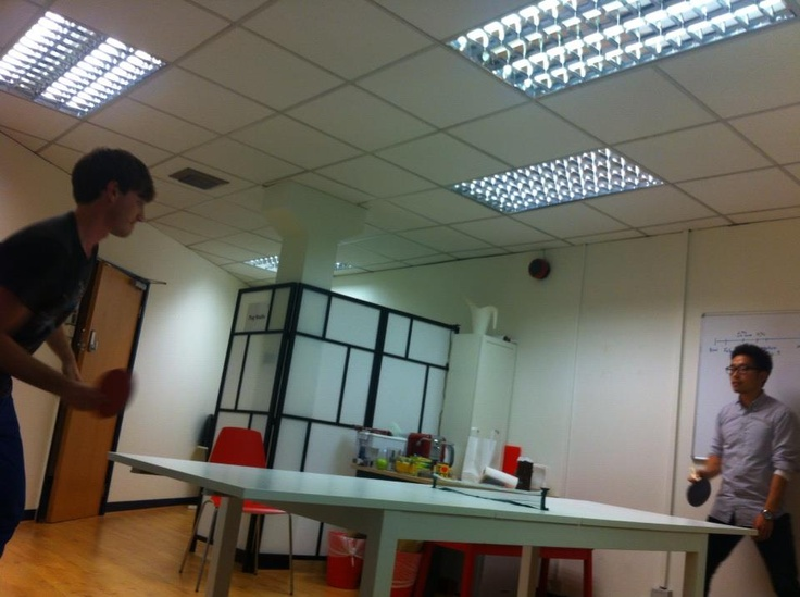 Office #2 ping pong