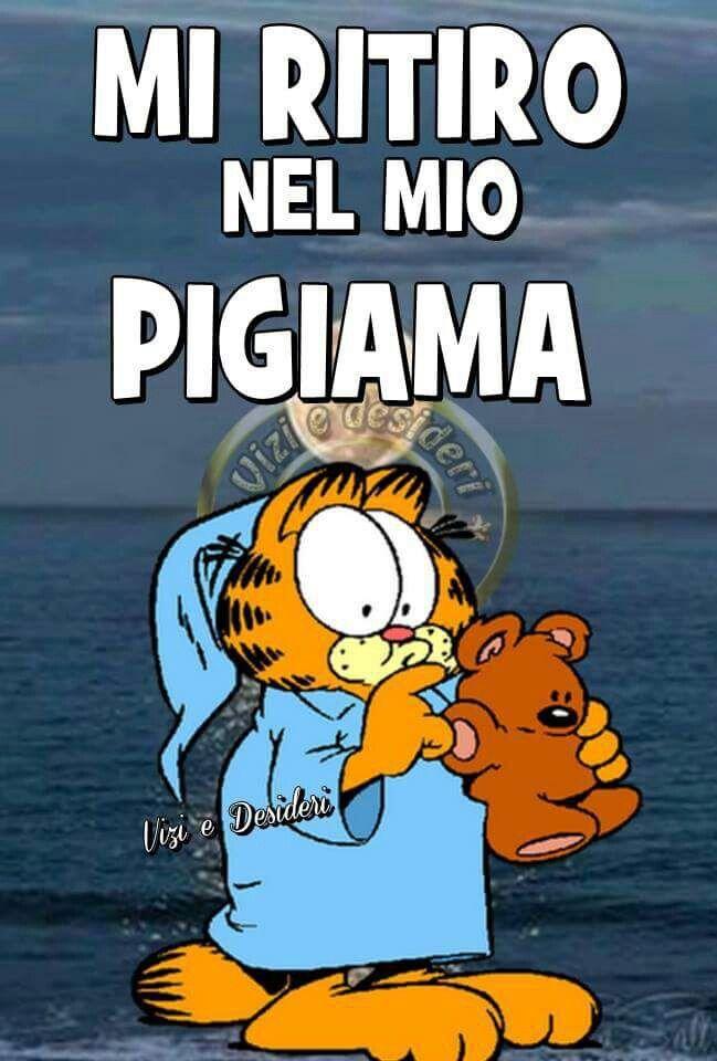 Buonanotte, Garfield