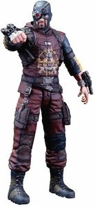 DC Direct Batman Arkham City Series 4 Action Figure Deadshot