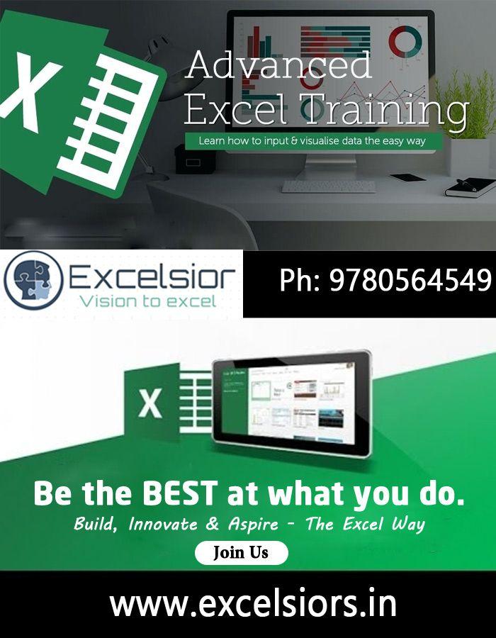 Advanced Excel Training | Advanced Excel Training | Ways of