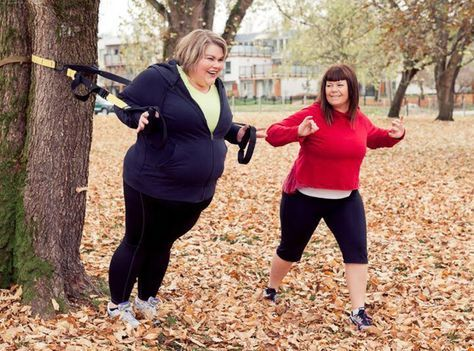I'm a Plus-Size Trainer and Here's What all Plus-Size Women Should Know About Starting a Fitness Program