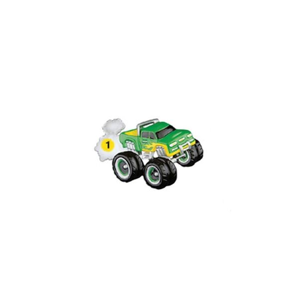 PolarX Children's Series - Monster Truck (Green)