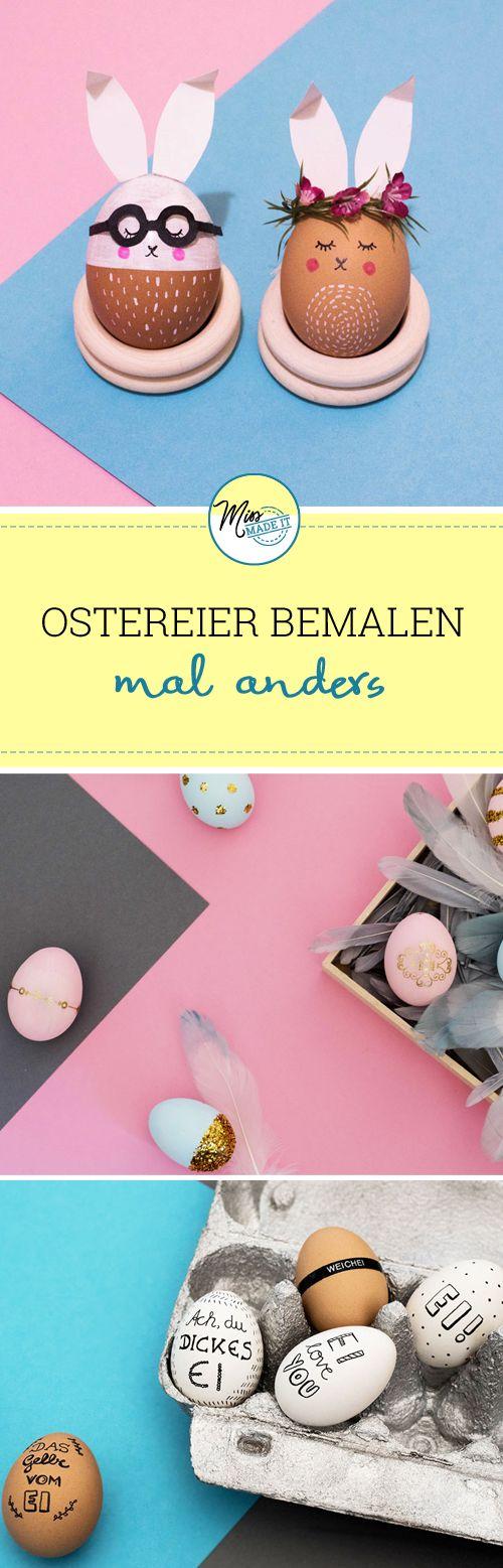 die besten 17 ideen zu ostereier bemalen auf pinterest ostern eier ostereier und eier f rben. Black Bedroom Furniture Sets. Home Design Ideas