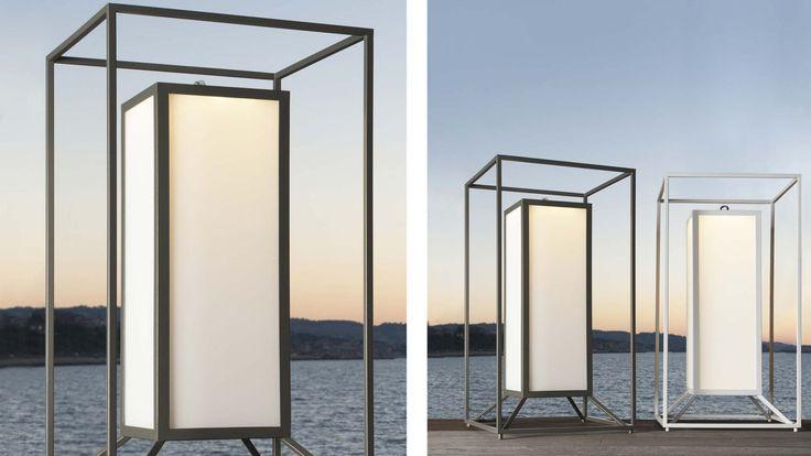 Les 60 meilleures images propos de eclairage d 39 ext rieur for Lampe exterieur pour terrasse