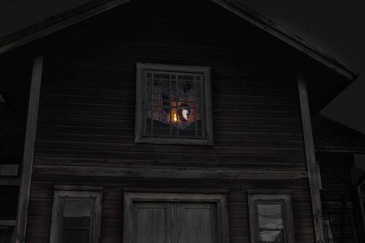Haunted attraction (simulated)