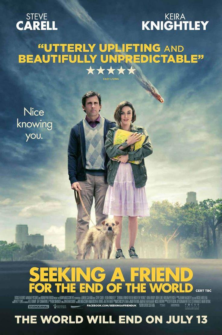 Buscando un amigo para el fin del mundo (2012) 1 - Pesima
