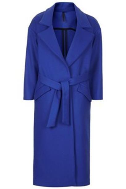 Wear The Kimono Coat Gadis