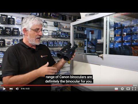 $1556.60 Canon 15x50 Image Stabilised Binoculars | Cameras Direct Australia