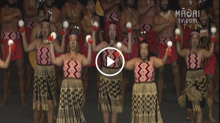 The kapa haka festival is being held in Hawke's Bay for the first time in two decades.