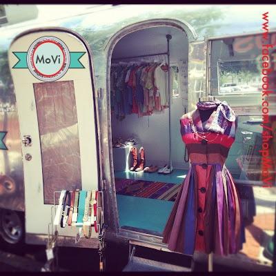 MoVi Modern Vintage Mobile Boutique in Kansas City