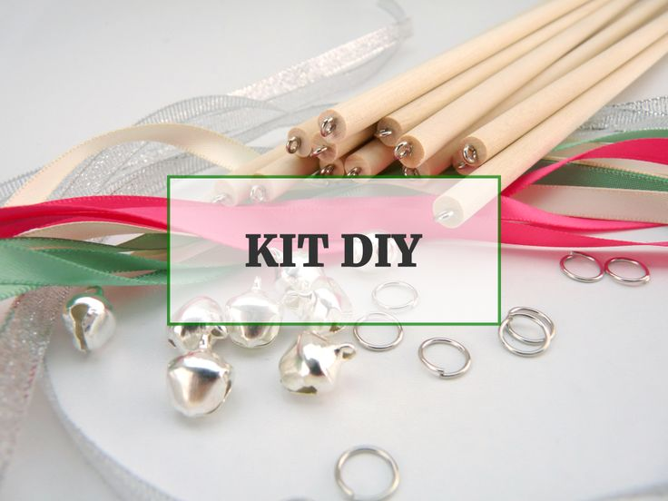 Baguette ruban DIY (version kit ou clé en main)