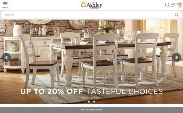 Ashley Furniture Credit Card Login To Manage Online Account