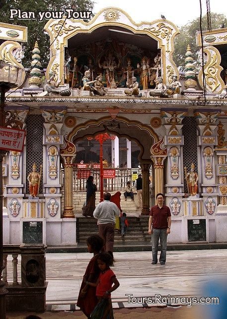 Tourist Attraction India: Khajrana Ganesh temple Indore | tours of india