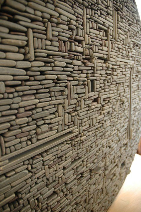 1000 ideas about stacked stones on pinterest rock sculpture stones and garden art - Flaunt your natural stone wall finishes ...