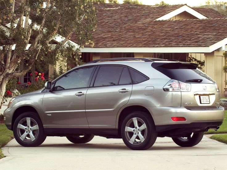 Lexus RX 330 photo #18960