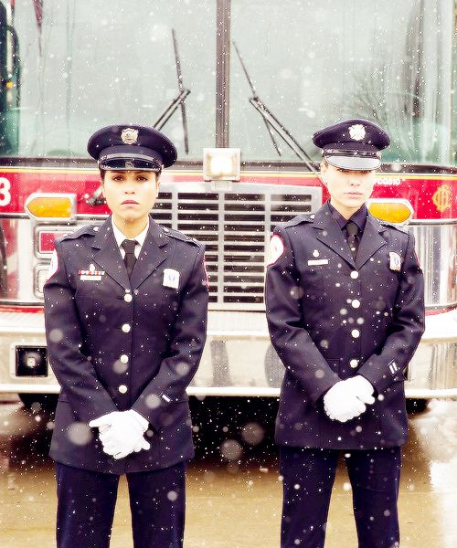 Why Leslie Shay Left Chicago Fire