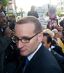 2016 LGBT: Chad Griffin, President of Human Rights Campaign