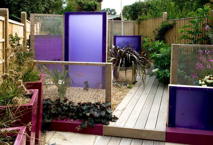 Garden Design Kent perspex screens modern garden design kent | gardening | pinterest