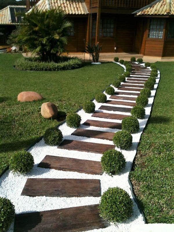20 Amazingly Gorgeous Garden Ideas To Complete Your Originality