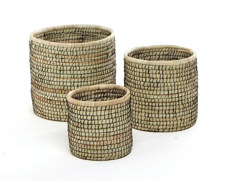 Linya Bin Baskets | New Baskets | ASHANTI