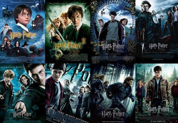Harry Potter 1 2 3 4 5 6 7 8 Boxset Indir Turkce Dublaj 1080p Hiburan