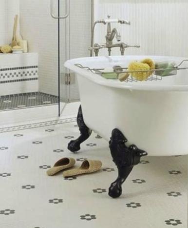 Bañeras con patas: ¿qué modelo prefieres? | Decorar tu casa es facilisimo.com